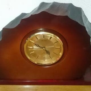 高級置時計