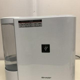 ★【中古】シャープ 気化式加湿器 HV-30E9-W 2012年...