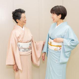 [長岡天神の着付け教室]1月開催 無料体験・見学会 京都きもの学院