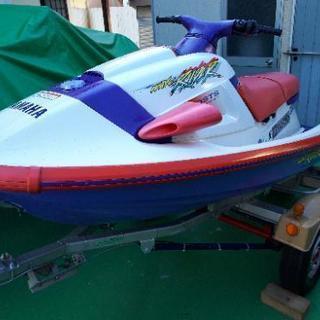 【東北、関東、新潟のみ輸送可能】水上バイク【YAMAHA】