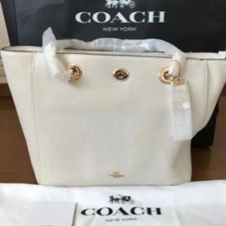 【正规品】新品未使用ショルダーコーチのバッグ
