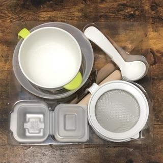 離乳食調理セット リッチェル