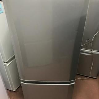 三菱 冷蔵庫 146L 神奈川県 東京都 送料無料 設置費込み