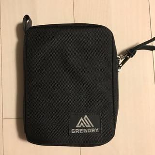 Gregory グレゴリー トラベルパース 旅行時の仕分け鞄