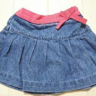 美品!70cm GAPスカート