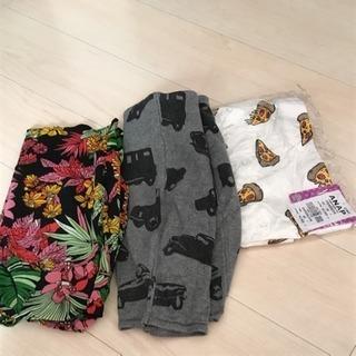 柄柄 スカート 3枚 セット