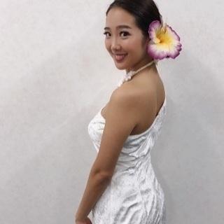 ハワイを感じながらフラダンスワークショップ