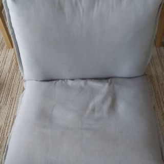 リクライニング一人用ソファー