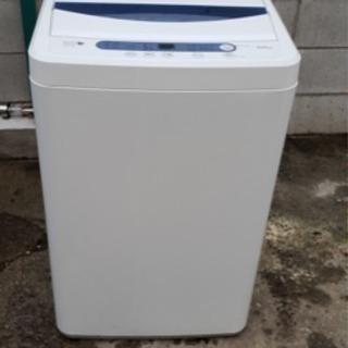 2014年製ヤマダ電機全自動洗濯機5キロ