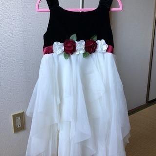 【最終値引き】子供ドレス 130cm 値下げしました!