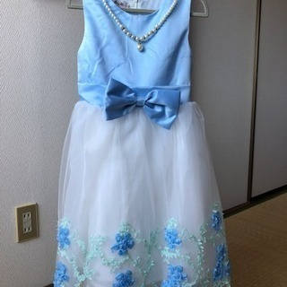 【最終値引き】子供ドレス 140㎝ 値下げしました!
