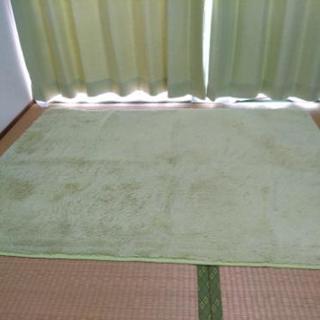 (再値下げ済)小さめカーペット