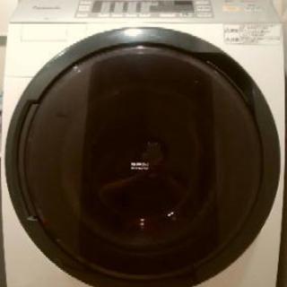 パナソニック⭐ドラム式洗濯機NA-VX3300L