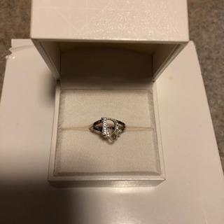 ディオールの指輪