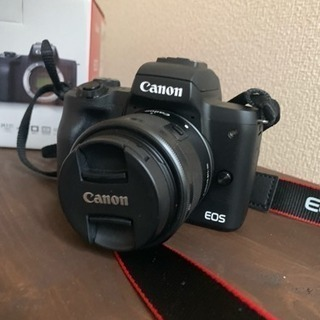 Canon eos  kism 保証あり