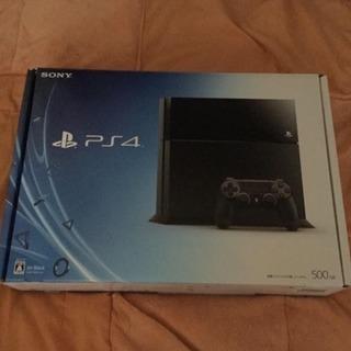PS4 cuh-1100a 500GB ツインファン付き ※投稿I...