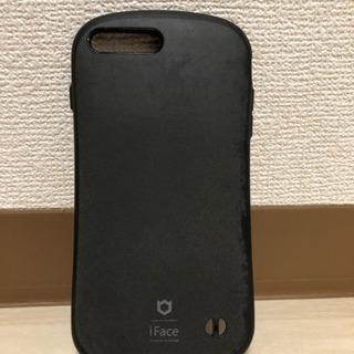iPhone 8plus ケース 『I face』