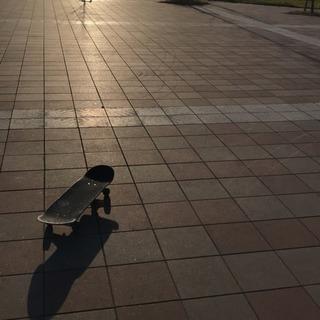 スケートボードやりませんか?
