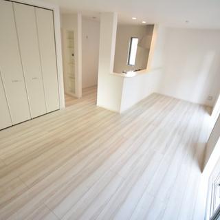 お風呂にTV付いてます!家賃59000円で新築戸建てが手に入る!