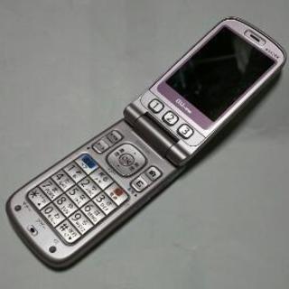 auかんたん携帯電話ガラケー