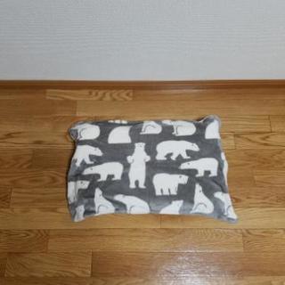 高級低反発枕 冬用枕カバー付き