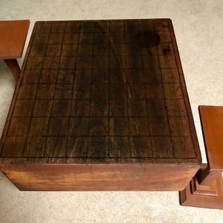 中古の将棋盤