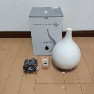 middle colors 超音波式加湿器 MD-KW1002