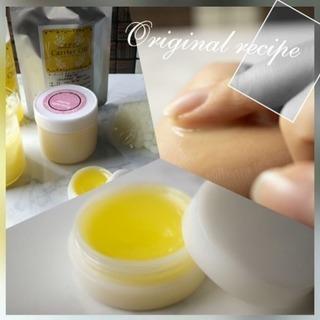 初めての手作り化粧品 保湿クリーム