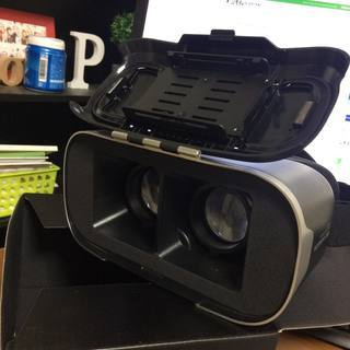 3D VRゴーグル iPhone/Android