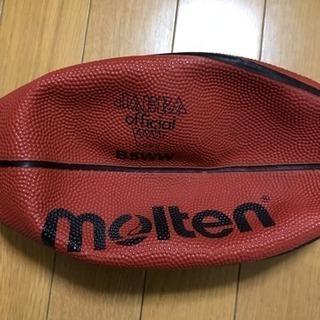 バスケットボール 未使用