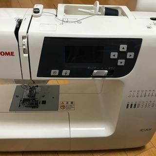 ジャノメ ミシン RS 808