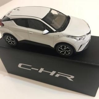 非売品 CH-R トヨタ  ホワイトパールクリスタルシャイン