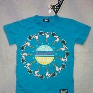 新品 BROOTS うる星やつらラムちゃん♪半袖 Tシャツ 110cm