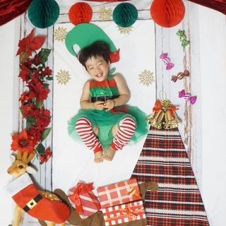 【参加者募集中!】11/26(月)おひるねアート年賀状&クリスマス撮影会