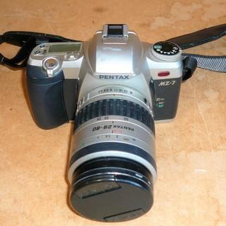 ☆ペンタックス PENTAX MZ-7 一眼レフ フィルムカメラ...