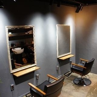 北千住にあるメンズ特化サロン「深夜美容室&WORKS」です。