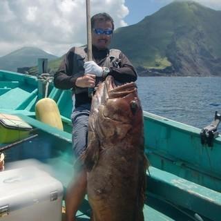 釣り仲間 八丈島遠征 募集