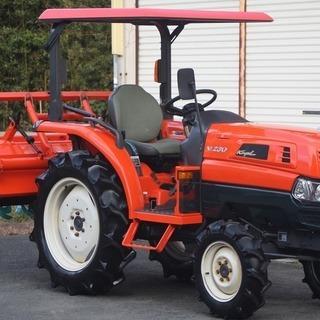 クボタ トラクター KL230 23馬力 パワステ 自動水平 U...