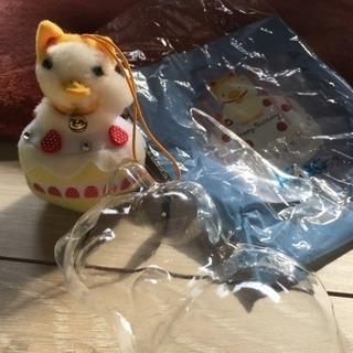 お誕生日招き猫マスコット・音が鳴ります・非売品・新品未使用