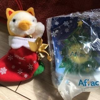 クリスマス招き猫マスコット・非売品・新品未使用