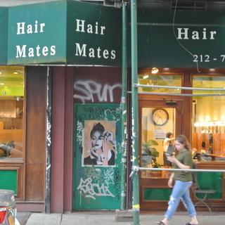 NYと東京にあるヘアサロン Hair Mates  アシスタント大...