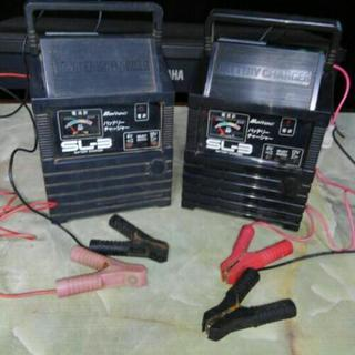 バッテリー充電器ジャンク