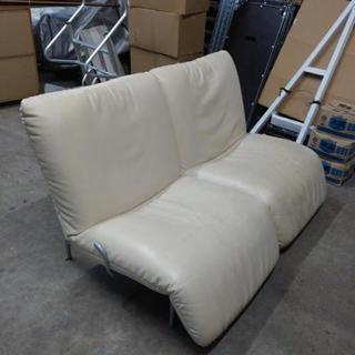 本革 イタリア製 大型ソファー