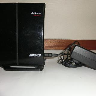 バッファロー無線LAN親機