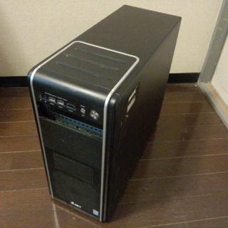 パソコンケース ミドルタワーケース PCケース 自作 無料