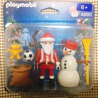 プレイモービル playmobil クリスマス サンタクロースと...
