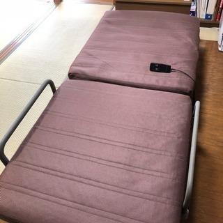 介護ベッド おりたたみ式