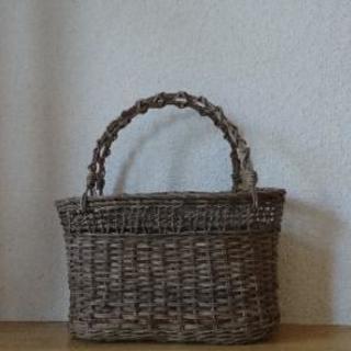 かご編みワークショップ(籐編み教室)