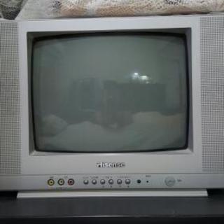 HisenseアナログTVあげます。
