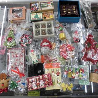 クリマスグッズ 小物 【買取り☆販売】アウトレットモノハウス西岡店!